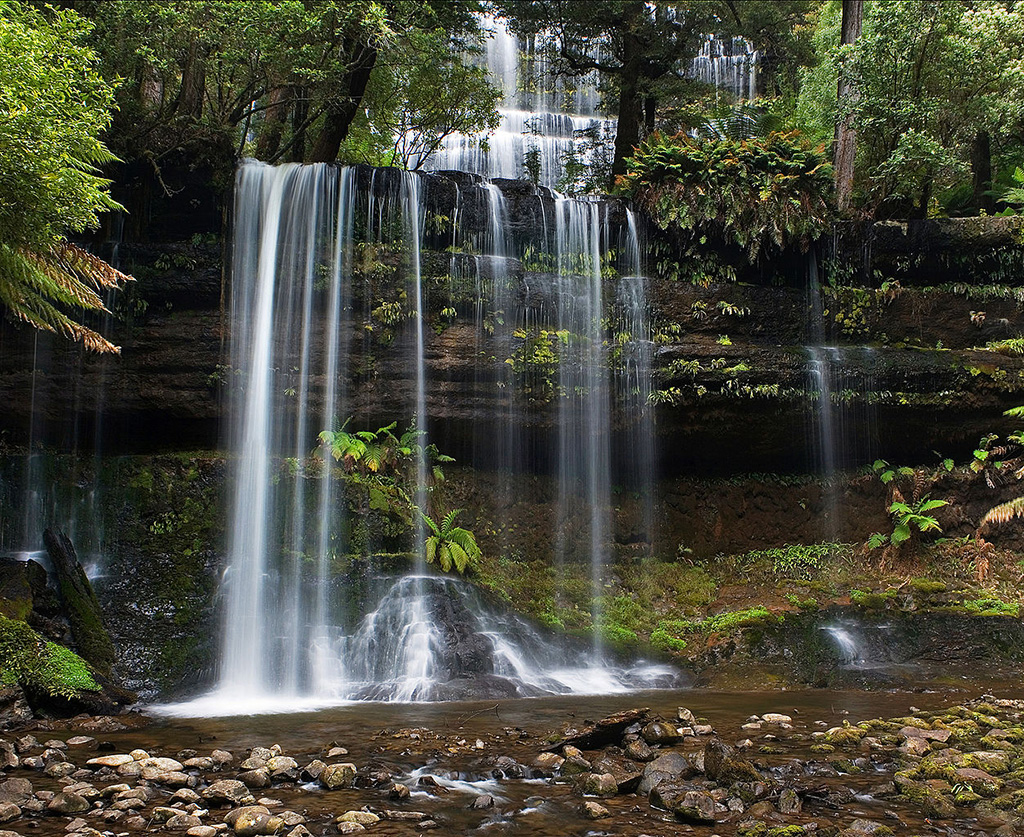 733px-Russell_Falls_Mt_Field_National_Park