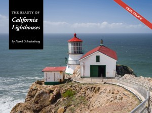 eBook California Lighthouses - Cover